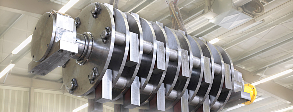 UMS CORE DHM Rotor Sold By Copper Recovery