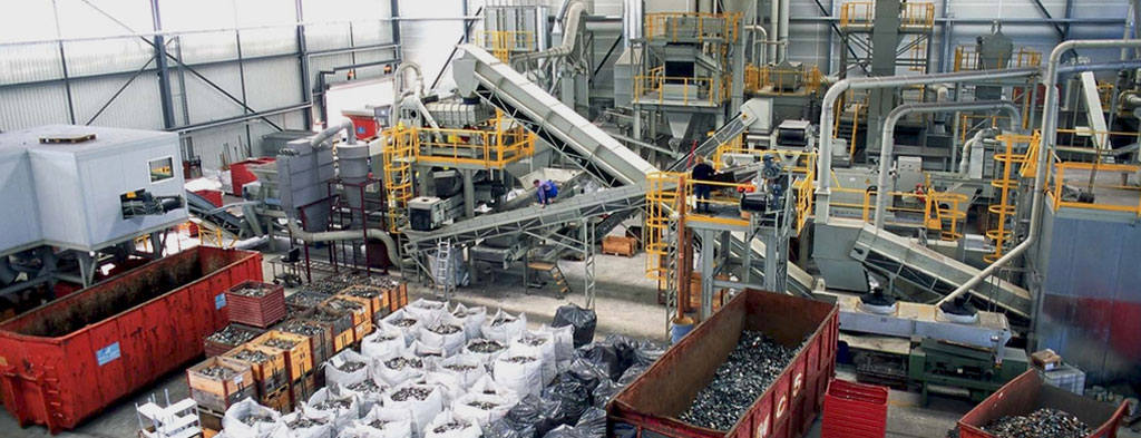 UMS CORE Red Metal Plant Sold By Copper Recovery