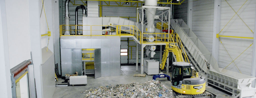 UMS CORE RKZ ERP - Electronic Recycling Plant Sold By Copper Recovery